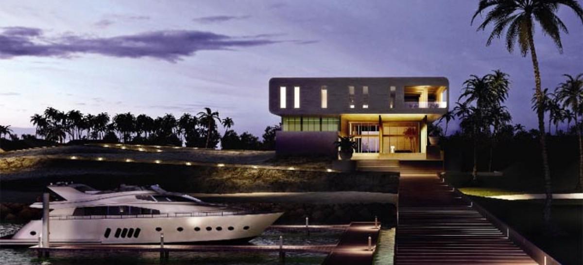 Residência Exclusiva Em Área Privada, Abu Dhabi
