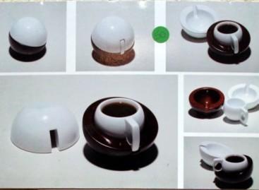 Oca e Pingada são as xícaras De Café vencedoras do prêmio de design