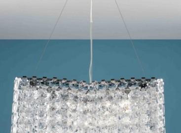 Lustre Pendente Mosaico, Lançamento Em Design De Iluminação