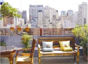 Varandas com jardim: dicas como fazer