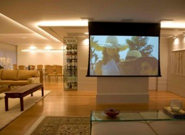 Reforma de Ambiente, Sala de Cinema