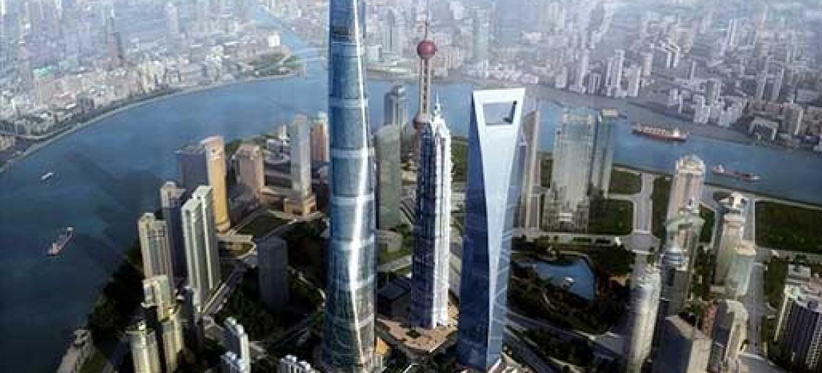 Xangai, prédio mais alto do mundo