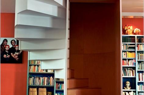 Reforma, Escada caracol