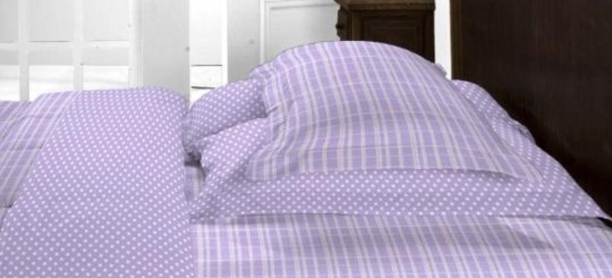 Jogos de cama, cores vivas e inspiração clássica