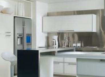 Cozinha é uma área de lazer