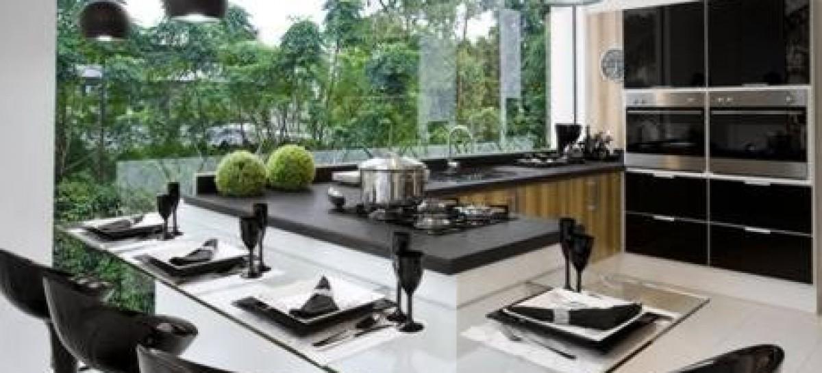 Ambiente de cozinha faz sucesso