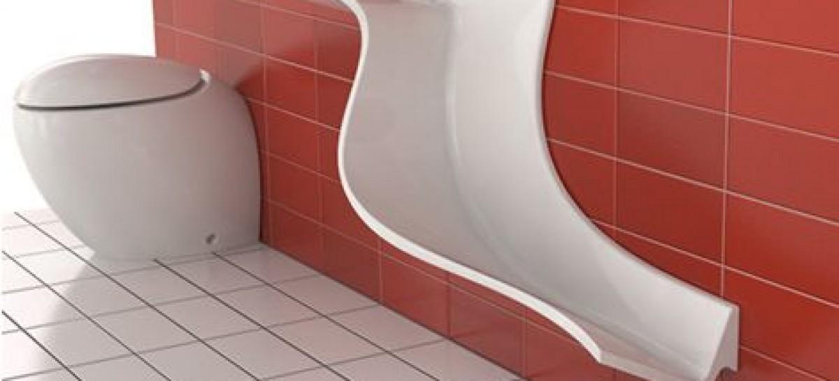 Abisko lavatório: Um lavatório Como Você Nunca Viu