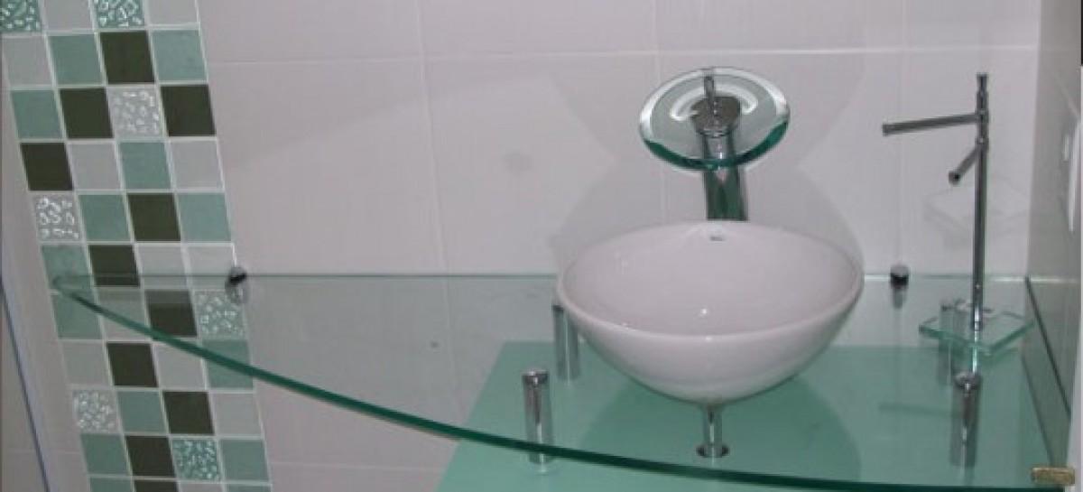 Pastilhas em alto relevo para banheiros e lavabos