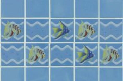 Revestimentos, Painéis decorativos para decks e piscinas