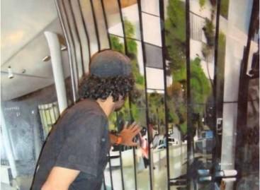 Grafiteiro participa da Casa Cor
