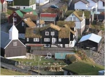 Telhados e Coberturas: O que faz um telhado ecológico?