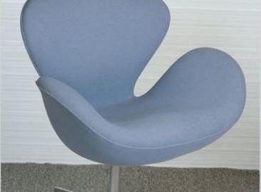 Decoração: Poltrona Swan Arne Jacobsen