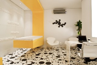 Arquitetura de Interiores: Consultório Médico, Casa Cor