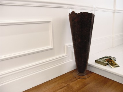 Decoração: Rodapés, rodatetos e molduras com material Reciclado