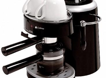 Máquina Cafeteira para Café e Cappuccino. Escolha a ideal