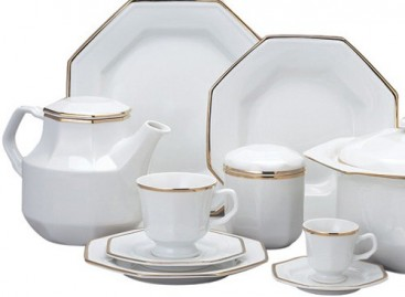 Louças de Porcelana; a opção certa para sua casa