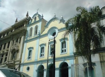 Igreja das Chagas será restaurada