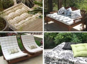 Todo o conforto dos futons