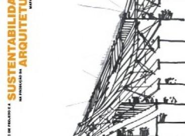 Livro sobre sustentabilidade na arquitetura