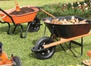Equipamentos para jardinagem