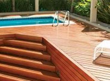 Deck de fácil instalação