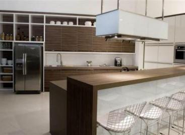 A beleza dos móveis planejados