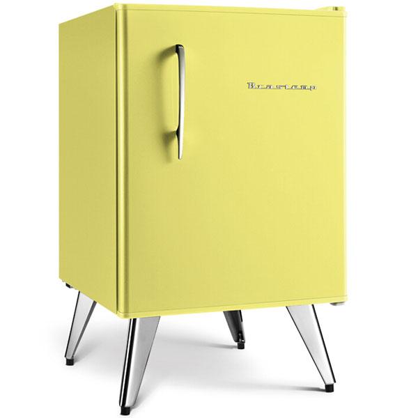 refrigerador-retro-amarelo