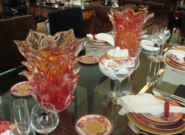 Murano, a riqueza da arte em vidro