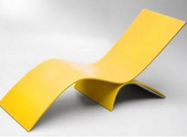 Design contemporâneo com materiais nobres