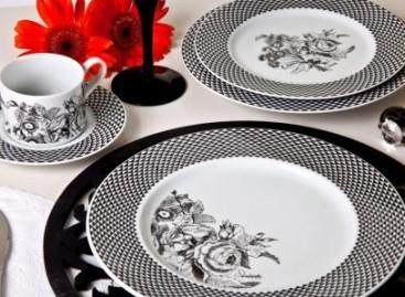 Porcelanas, mais charme para mesas decoradas