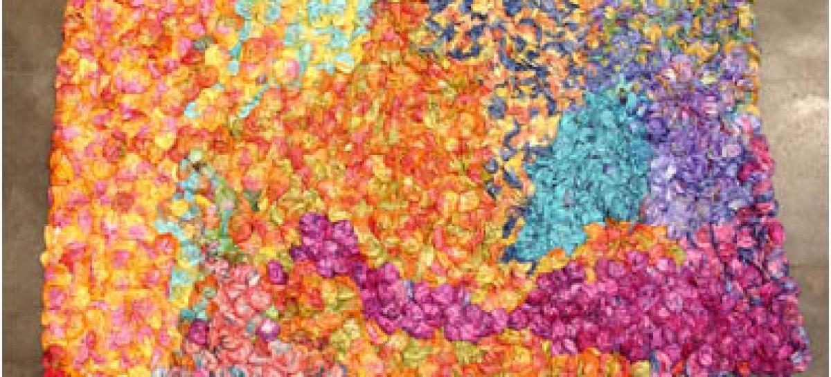 Tapetes e Carpetes Inusitados
