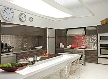 Cozinhas Planejadas; Qualidade com responsabilidade ambiental