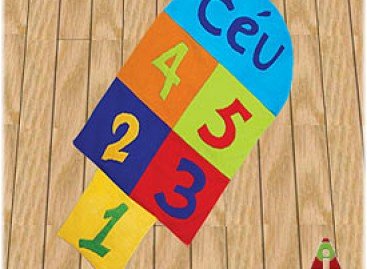 Criatividade e Beleza em Tapetes Infantis