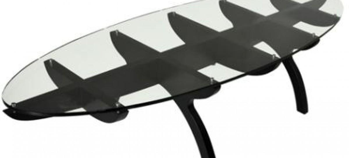 Mesas de centro ganham design especial