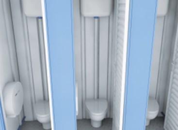 Soluções em Sanitários Públicos