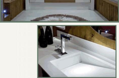 Banheiros de Primeira Linha