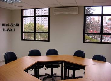 Ar Condicionado para diversos ambientes