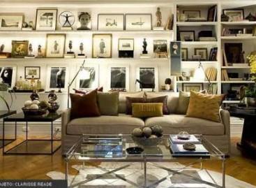 O poder das almofadas na decoração