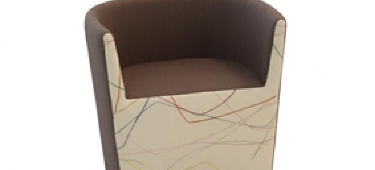 Design divertido em peças inusitadas