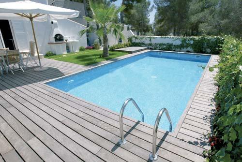 Dicas para a escolha da piscina reforma f cil for Piscinas de pvc baratas