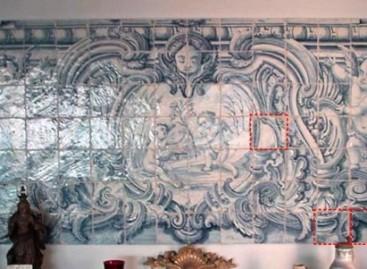 Restauração de Azulejos