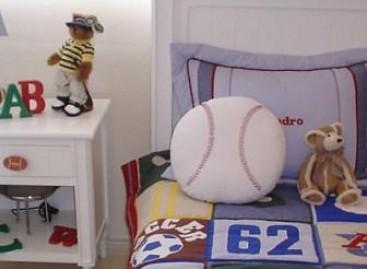 Planejamento de quartos infantis