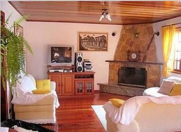 Forros de madeira em ambientes rústicos