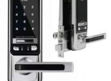 Fechadura digital para proteger residências e escritórios