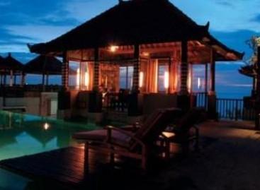 Exótica, a decoração balinesa esquenta o ambiente