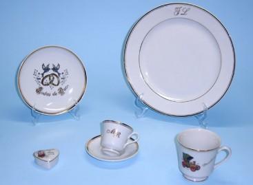 Porcelana Personalizada; Charme e Bom Gosto