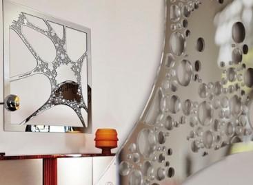 Espelhos Inusitados e Diferentes