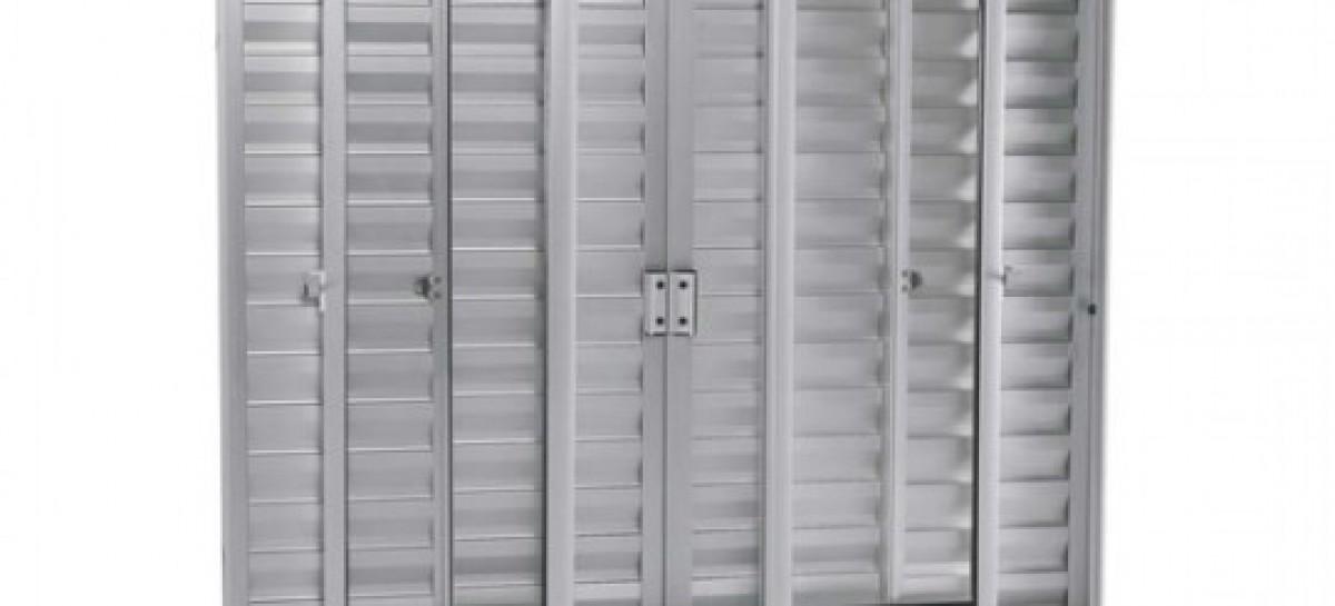 Variedade em Portas e Janelas de Alumínio