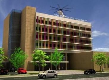 Reestruturação do Hospital de Urgência e Emergência de Rio Branco