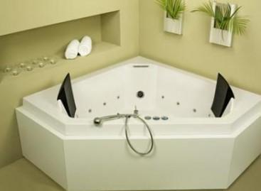 Banheiras e spas: mais conforto para o banheiro
